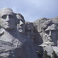 Глава 10. South Dakota. Mount Rushmore. Bad Lands national park